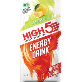 High5 Energy Drink Box 12 x 47g Citrus
